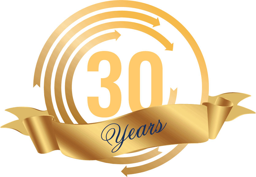 Bens 30 years logo
